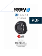 ANG ET-8101 Manual