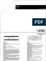 Void Infinite7 Infinite8 Mk2 Amplifier Service Manual