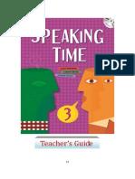 Speaking Time(3)