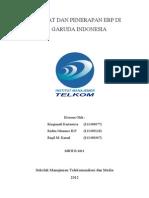 Manfaat Dan Penerapan ERP Di PT. Garuda Indonesia