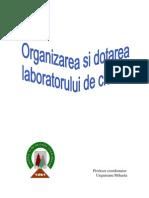 75572263 Organizarea Si Dotarea Laboratorului de Chimie
