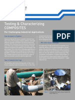 SES - Testing & Characterizing Composites