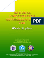 Kinder TG week 21