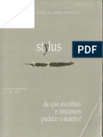 Stylus 12 - Varios