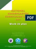 Kinder TG Week 22