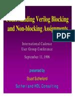 1996 CUG Presentation Nonblocking Assigns