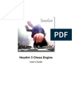 Houdini 3 Chess Engine - User's Guide