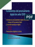 Fundamentos del procesamiento digital de señal__(DSP