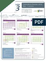 Calendario A4 Eja 2