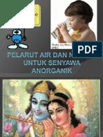 Kim Anorganik II Pelarut Air & Non Air-media