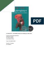 EL PARAGUAYO - UN HOMBRE FUERA DE SU MUNDO por SARO VERA.pdf