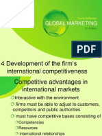 GM Chapter 4 Firms Internation Competitiveness