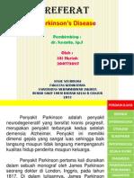 Referat Parkinson