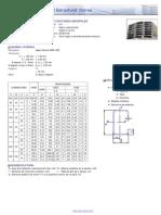 Perfil Estructural, Correa, Perfil c