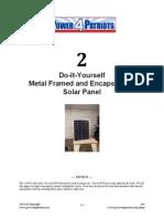 P4P-2 DIY Solar Panel