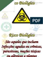 treinamento risco biológico scmi