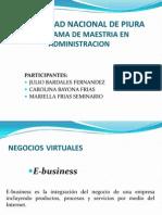 Universidad Nacional de Piura- Exposicion