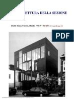 Architettura Della Sezione