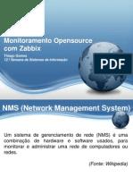 Monitoramento Open Sourcecom Zabbix