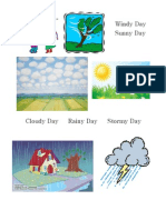 5 Kinds of Weather