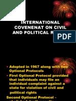 ICCPR Presentation