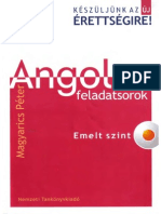 Magyarics Péter - Angol feladatsorok - Emelt szint