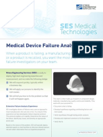 SES - Medical Failure Analysis