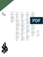 FLIP Grade Programacao 2013