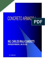 curso Concreto Armado i - 2012