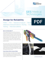 SES - Medical Design for Reliability