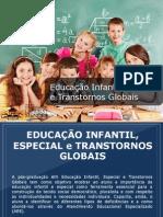 Pós Educação Infantil, Especial e Transtornos Globais - Grupo Educa+ EAD