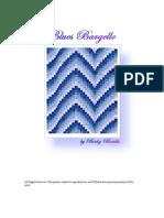 Blues Bargello- BBSew004