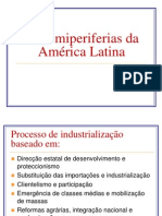 5 As semiperiferias da América Latina