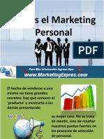 Que Es El Marketing Personal