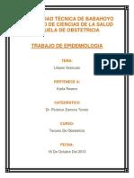 Rosero Litiasis Vesicular..