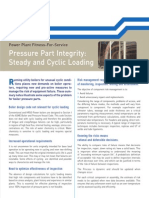 SES - Pressure Part Integrity