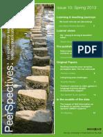 Peerspectives Issue 10