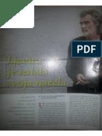Viktor Ivančić interview Svjetlo riječi