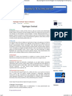 Tipologia Textual Tipos e Gêneros  Português X Concursos