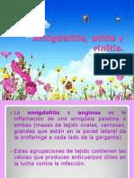 11. Amigdalitis,Otitis,Rinitis