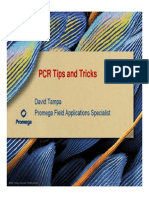 PCR Tips and Tricks
