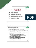 Fuel Cell Lecture dr. li