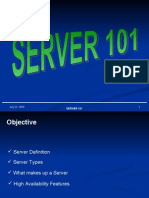 Server 101s Final