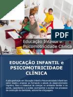 Pós Educação Infantil e Psicomotricidade Clínica - Grupo Educa+ EAD