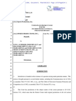 Complaint-J & J SPORTS PRODUCTIONS, INC. v. SCHEKER, et al.pdf