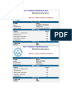 Mds2009result m.a.pre2009