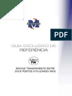 Bridge Transparente Utilizando WDS-Mikrotik