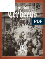 Dust Tactics - Operation Cerberus - Rulebook