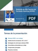 Sistema de Alta Tension de Corriente Continua HVDC
