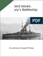 Szent Istvan Hungarys Battleship